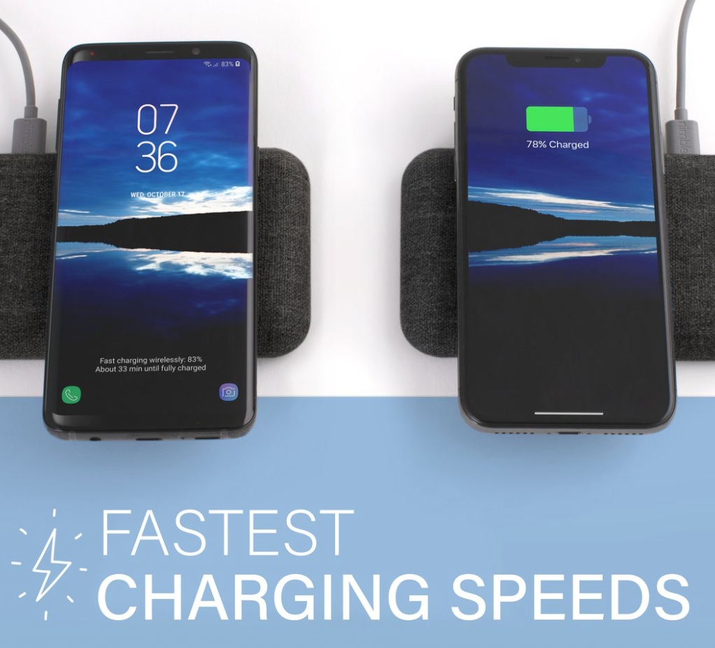 sustainable phone charger