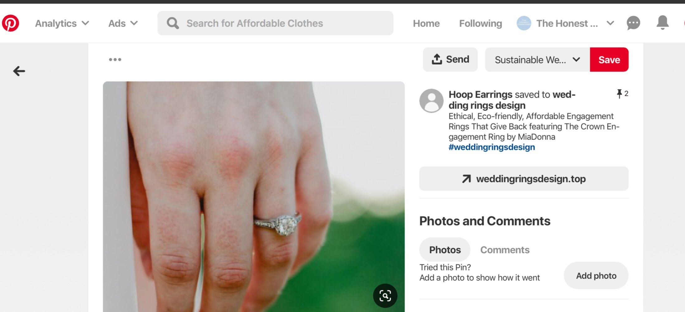 unethical pins on pinterest