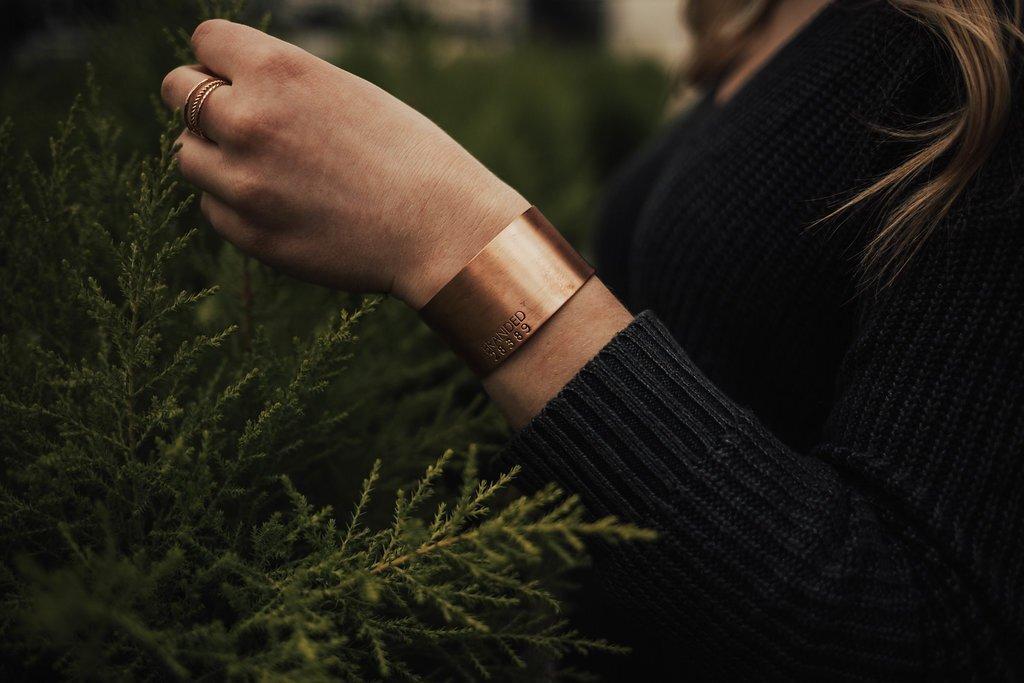 jewelry empowering survivors of trafficking
