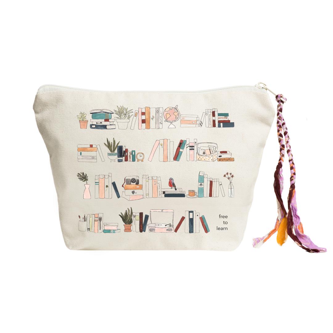 fair trade pencil pouch