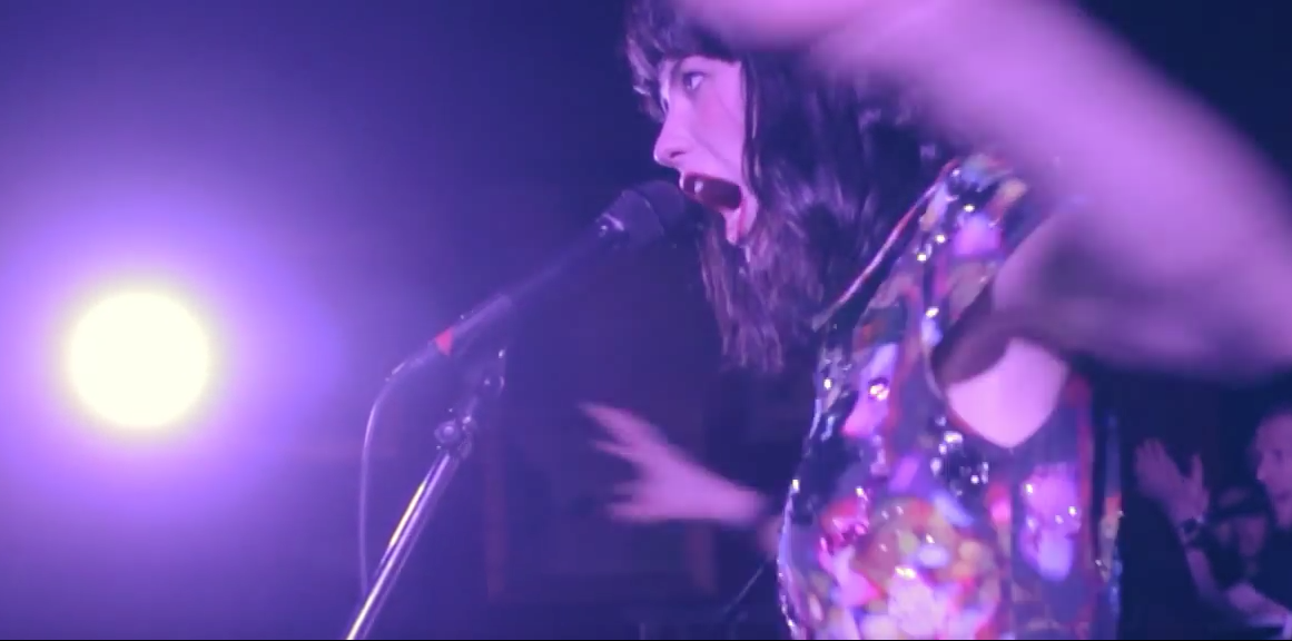 Kimbra - Settle Down (Live at School Night)