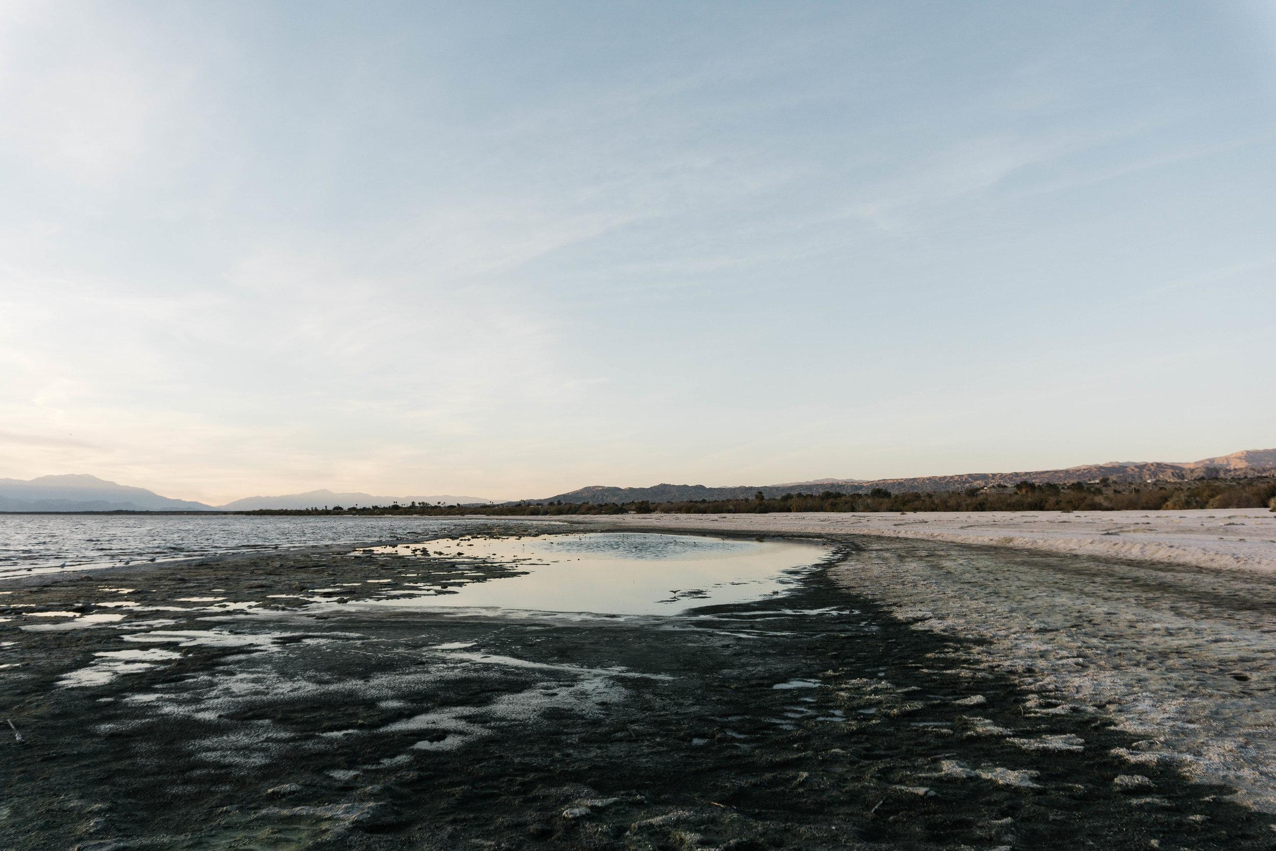 LADDER CANYON + SALTON SEA