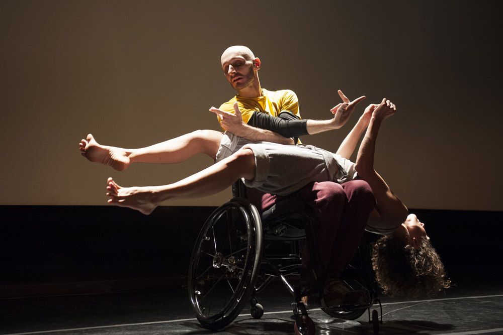 Transform Disability & Human Rights: MayBe Performance  © Marie Hippenmeyer