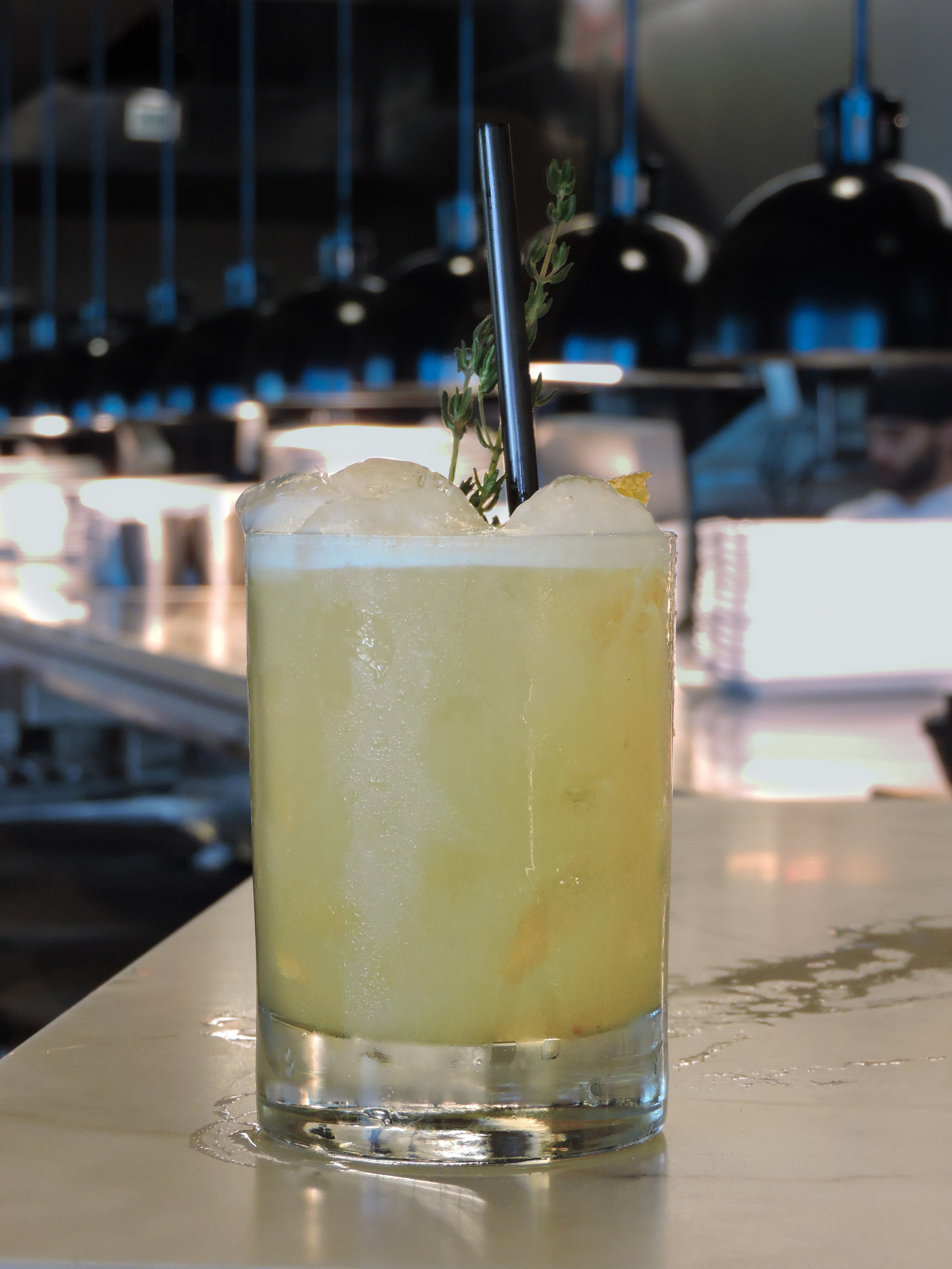 Earls Kitchen and Bar Whiskey Sour