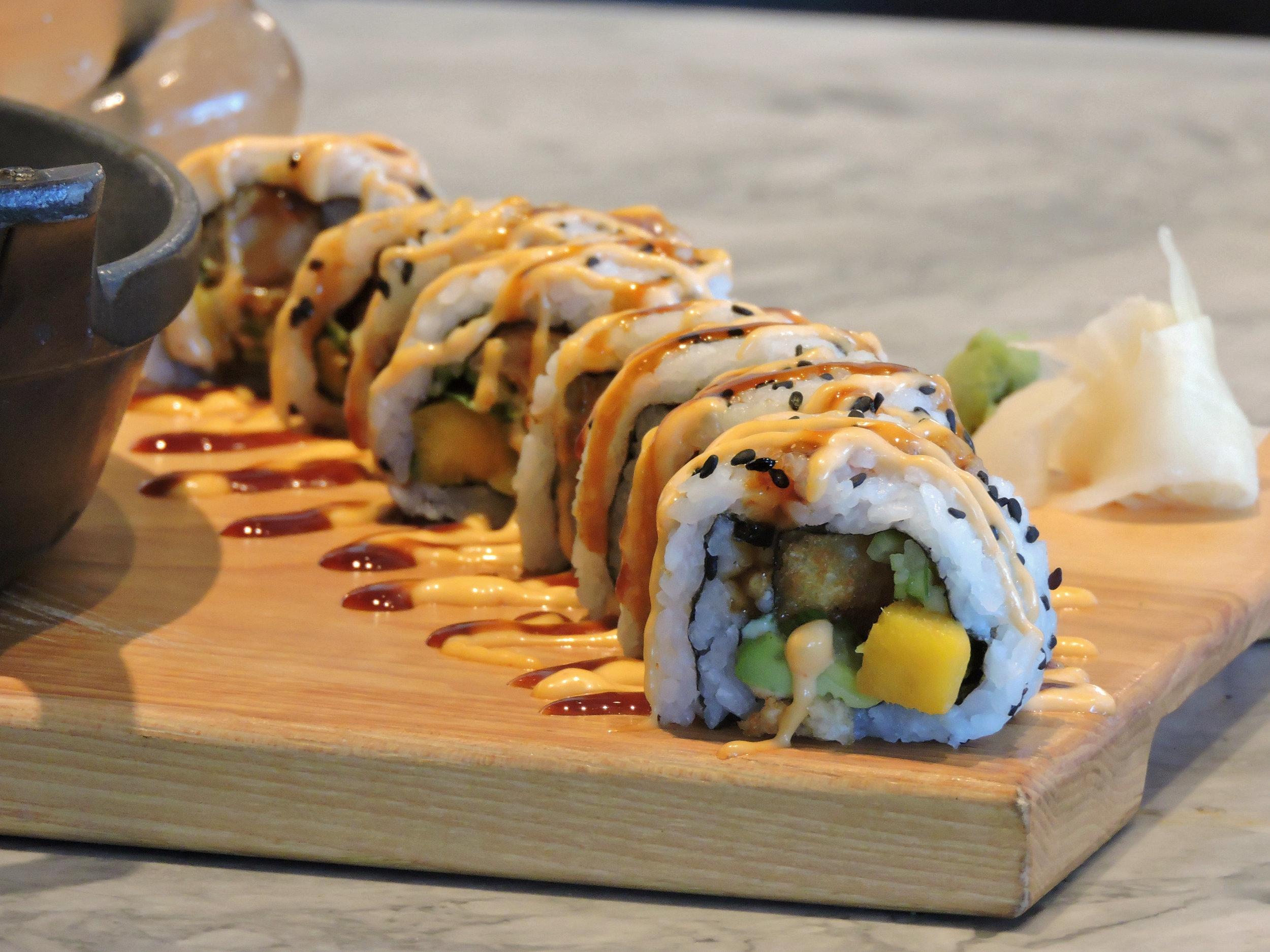 Earls Kitchen and Bar Sushi