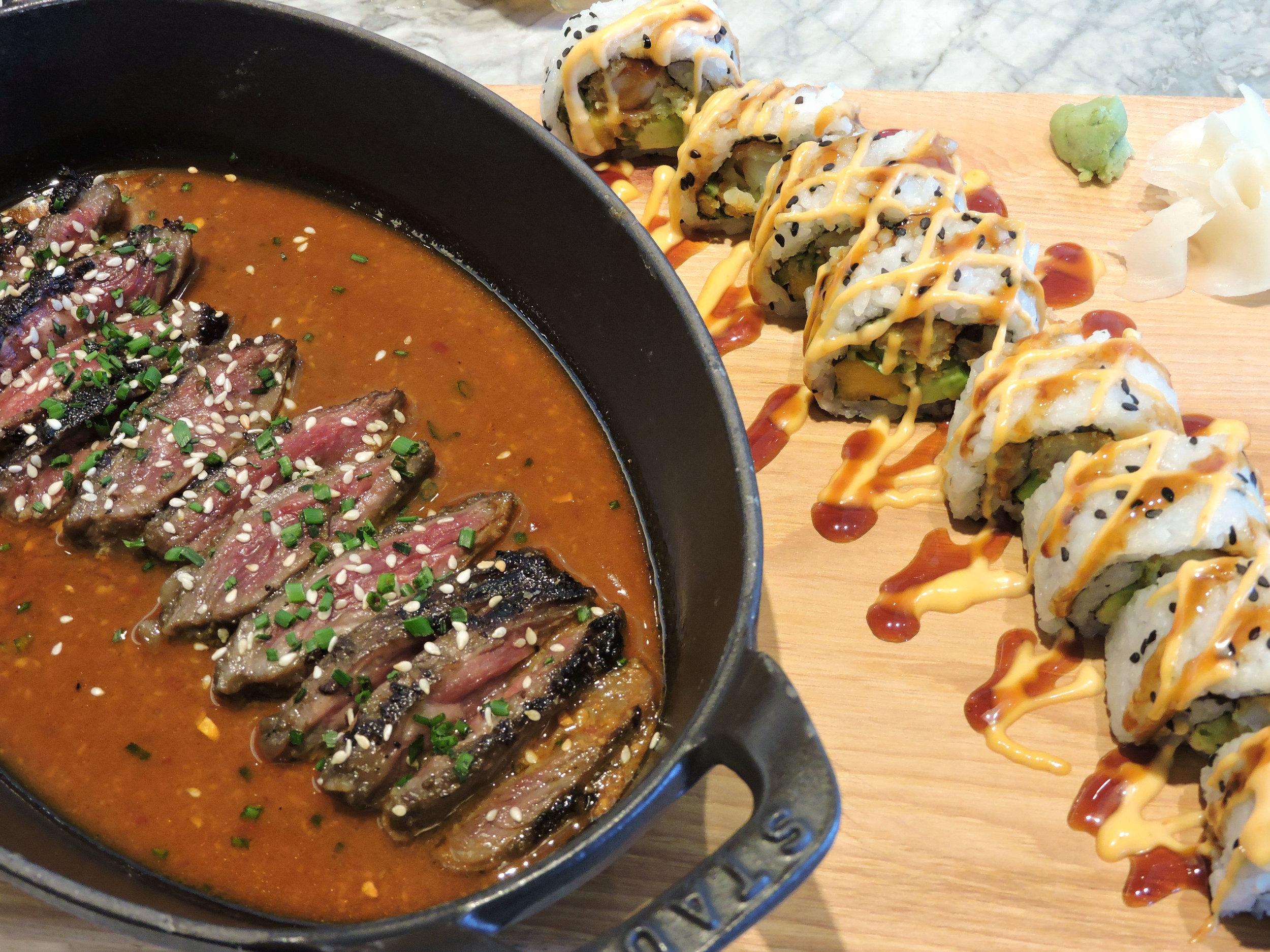 Earls Kitchen and Bar Steak + Sushi