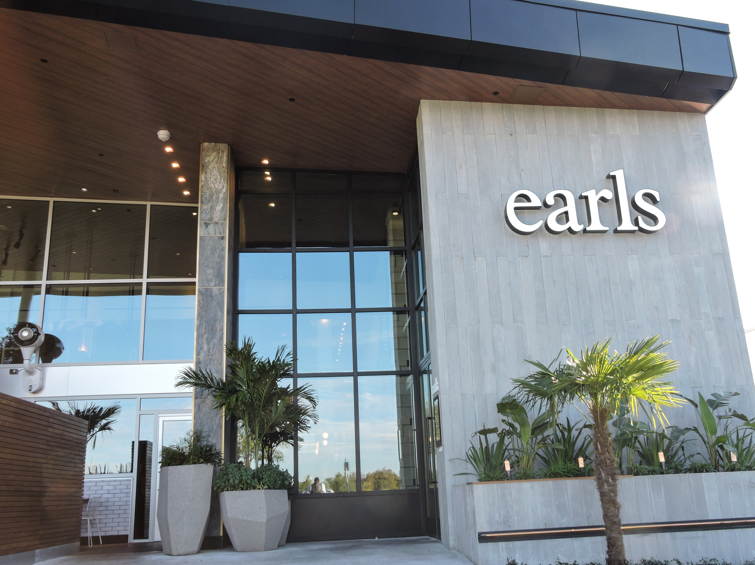 Earls Kitchen and Bar Front