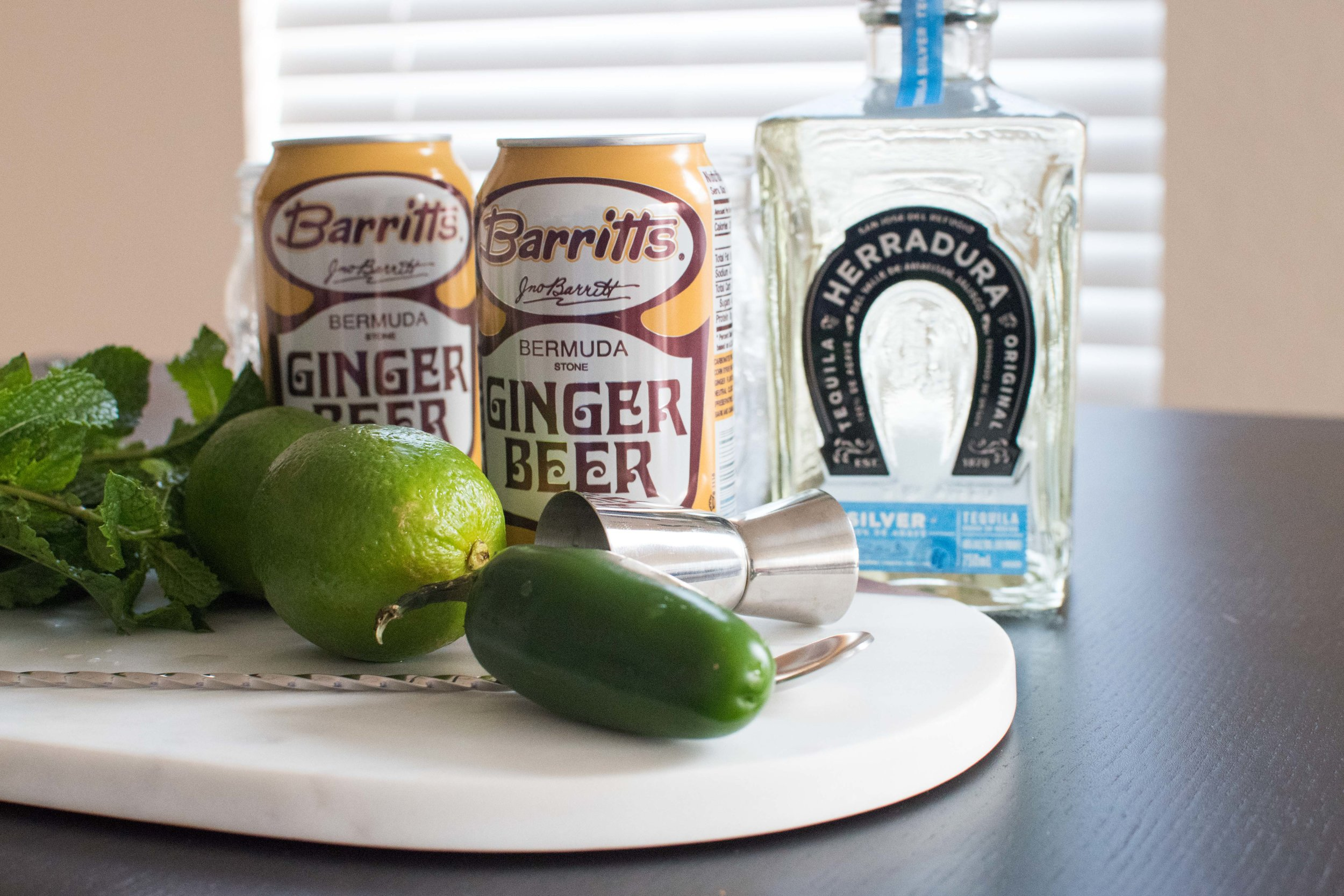 How to Make a Mexican Mule