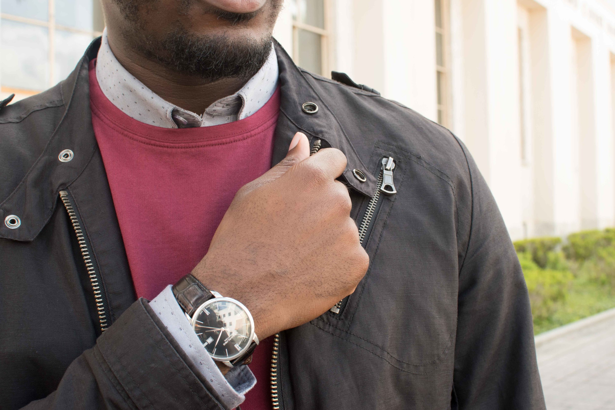 lindbergh sweater shirt jacket sturhling watch gregsstyleguide mens fashion spring 2018