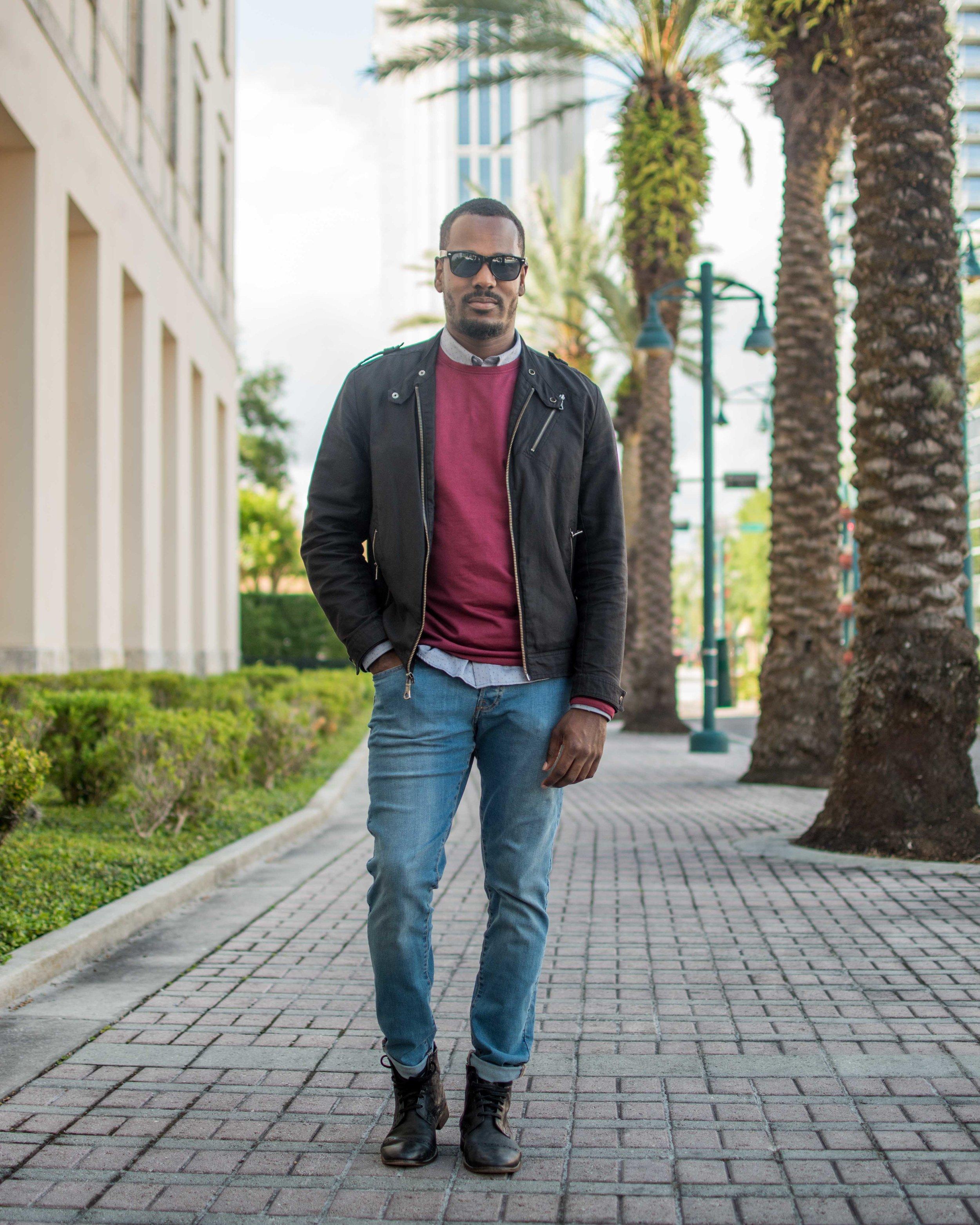 mens fashion spring 2018 forever 21 jacket hm jeans lindbergh shirt topman boots