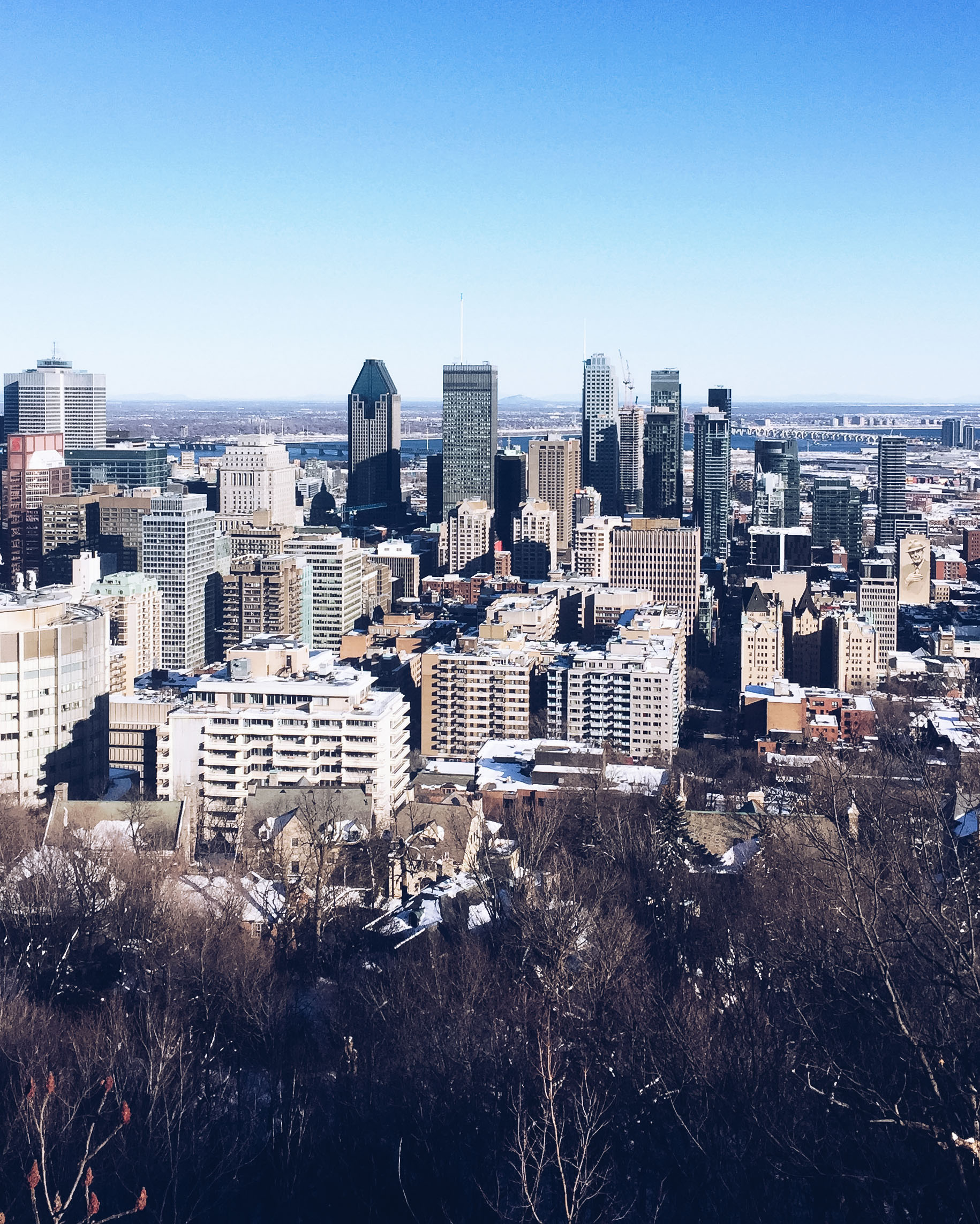 mount royal park things to see in montreal 2018 travel blog