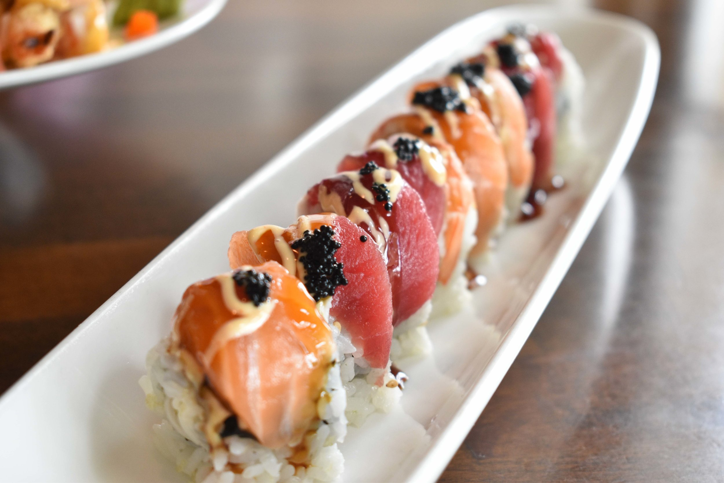 yamasan sushi dream of dream roll what to eat in orlando food
