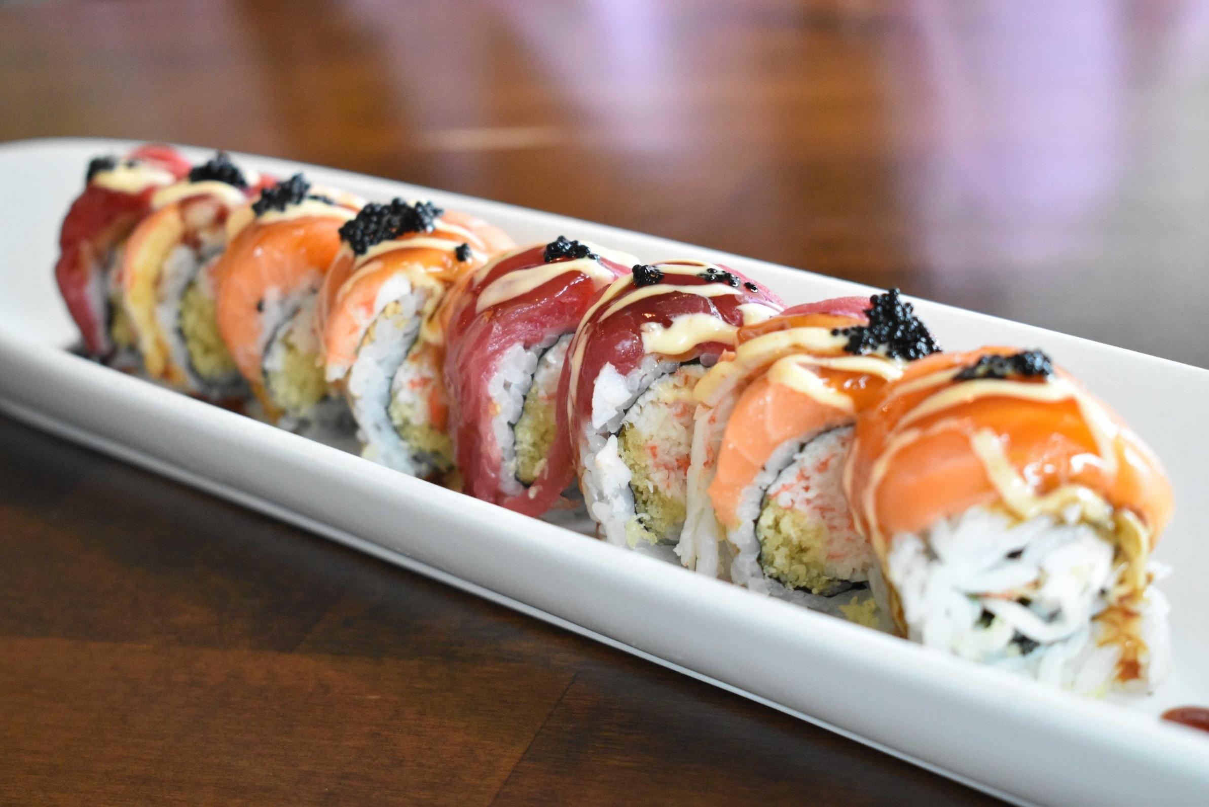 yamasan sushi orlando food dream of dream roll