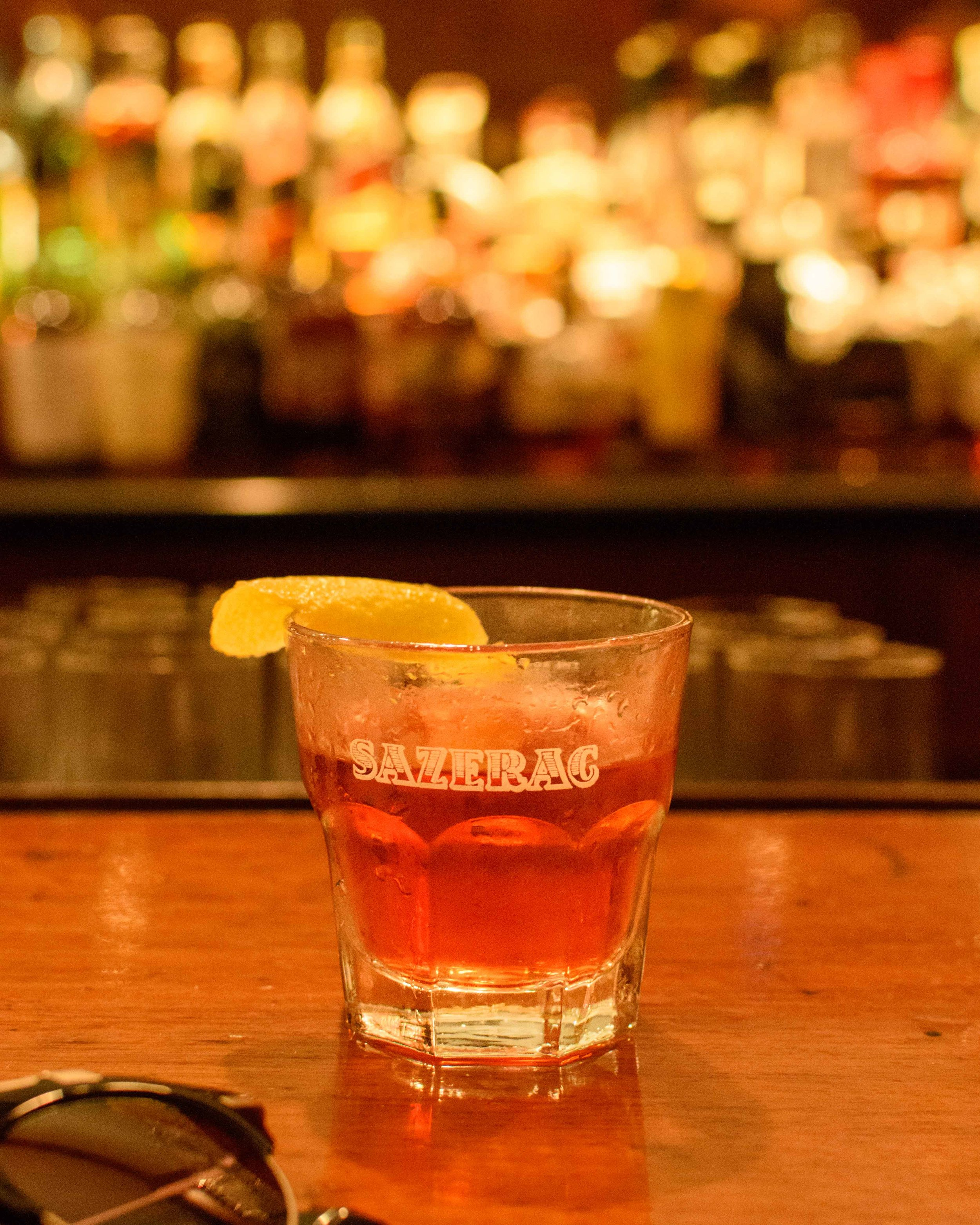 sazerac new orleans louisiana things to drink bar
