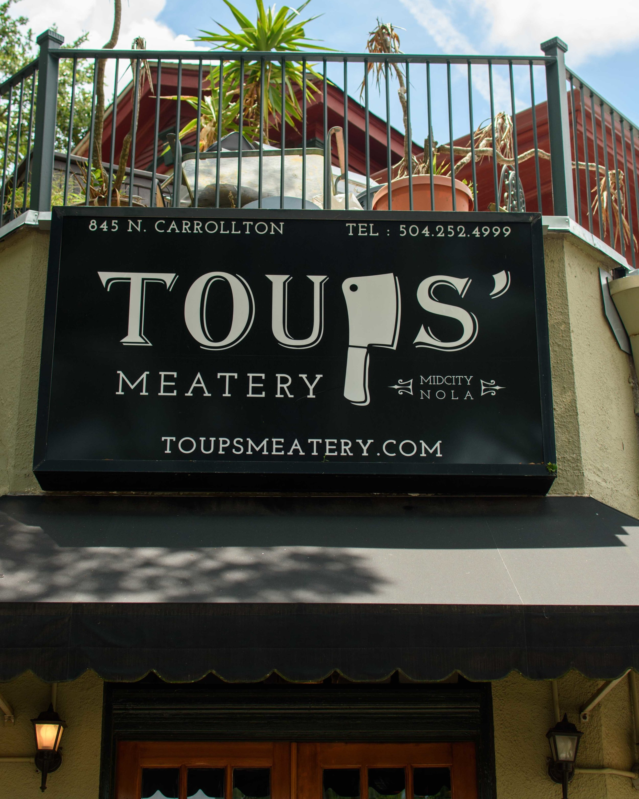 toups meatery new orleans louisiana travel food blog