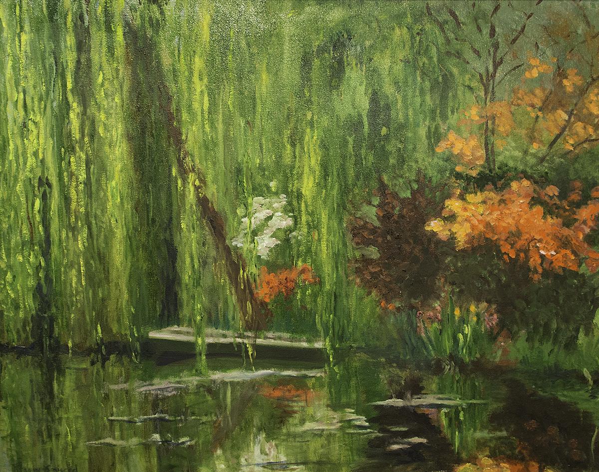 Monet's Boat