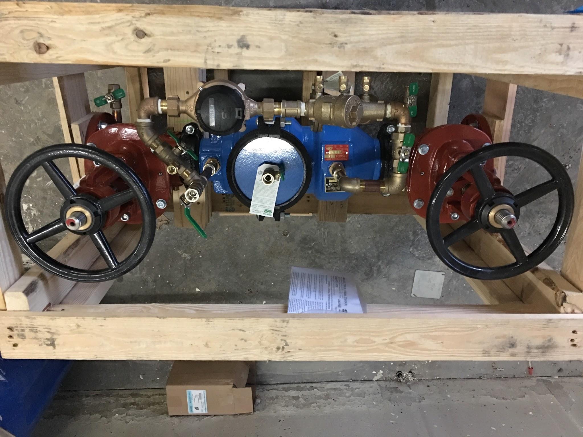Fire Suppression Pump (Safety First)