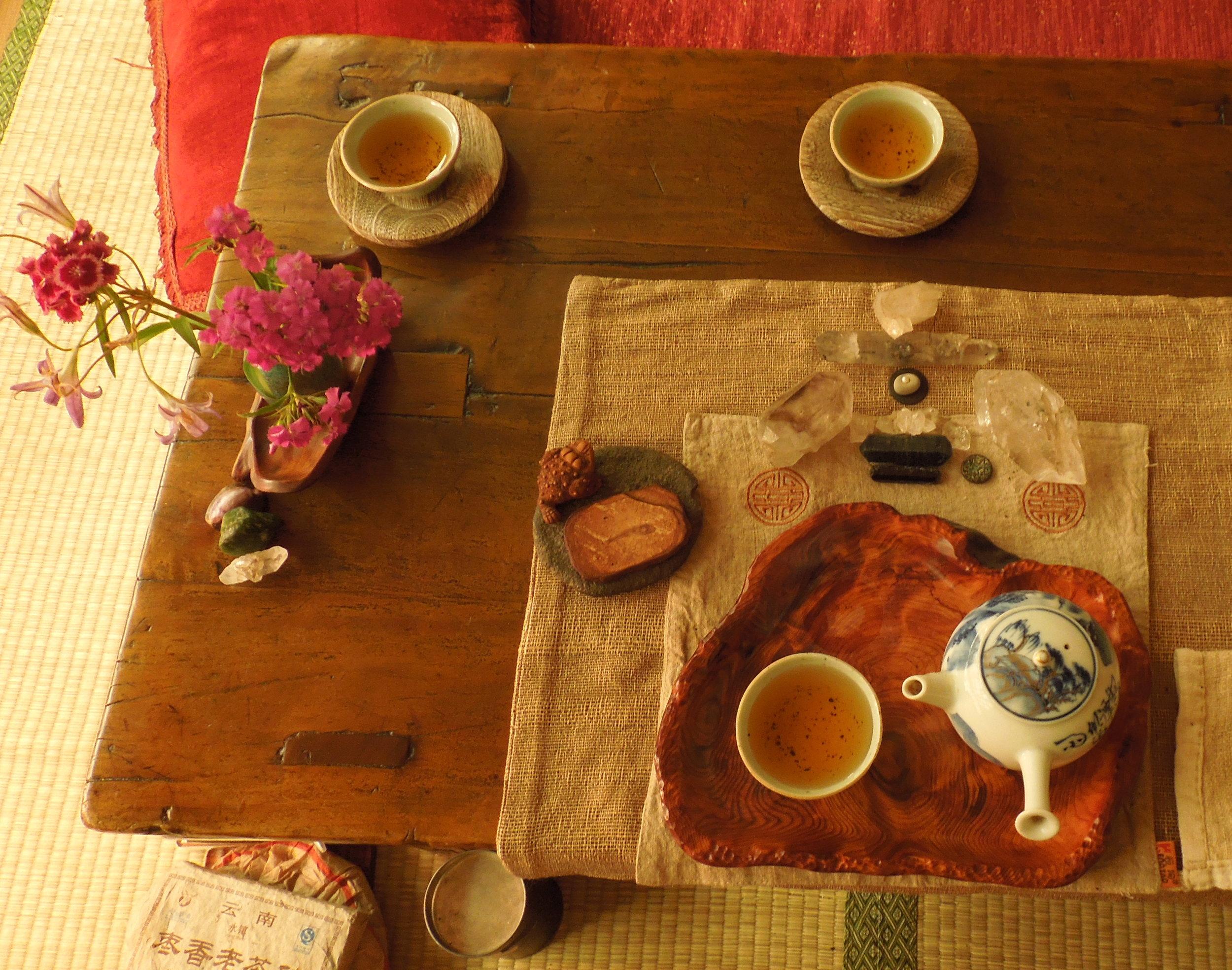 Classical Asian Tea Ceremony
