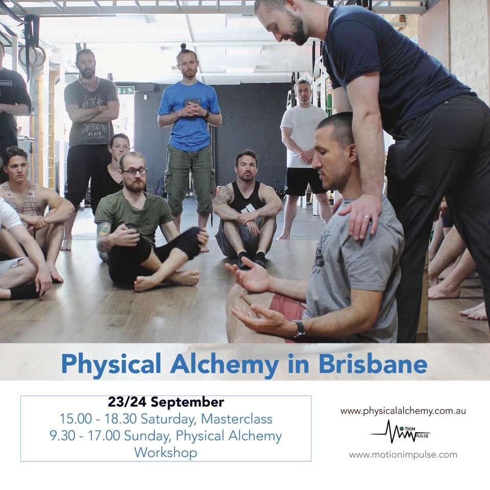 Physical Alchemy Brisbane