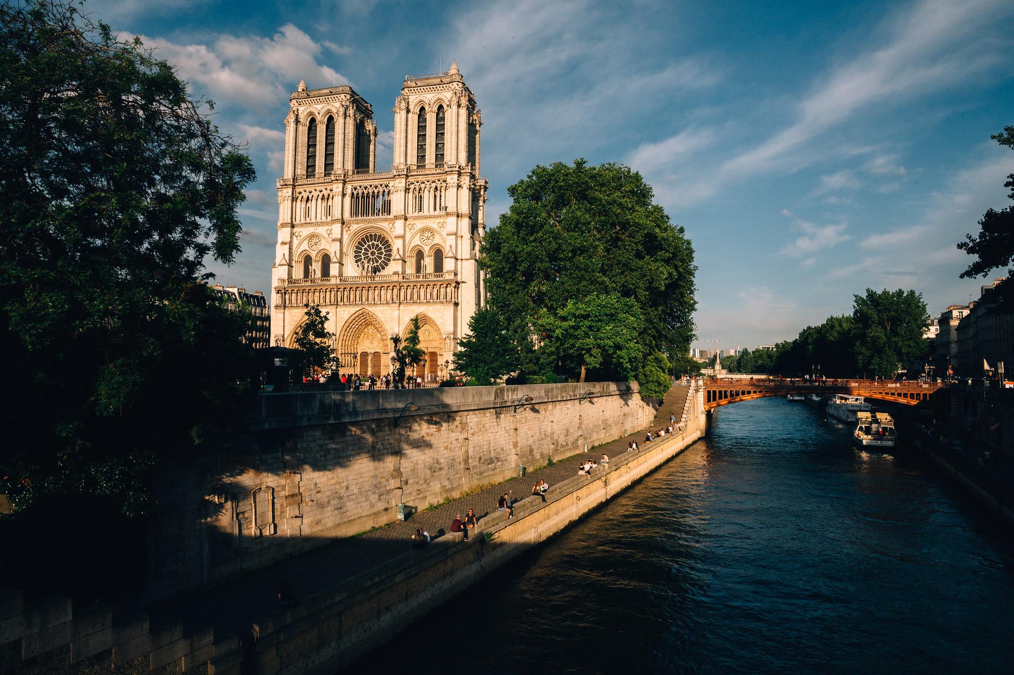 Paris, Summer