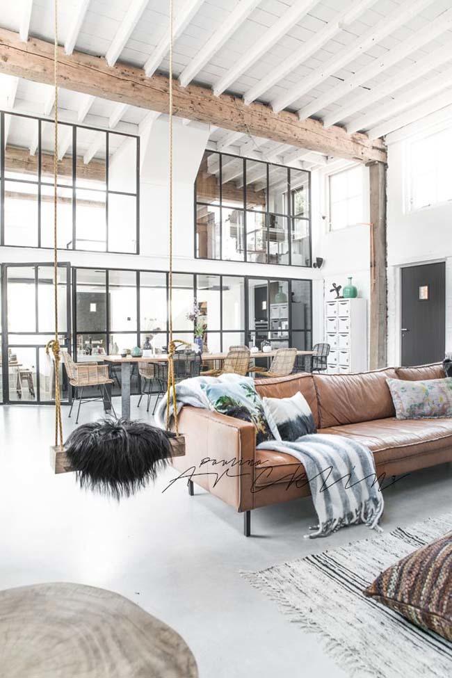 Visit Deco . Industrial Home.