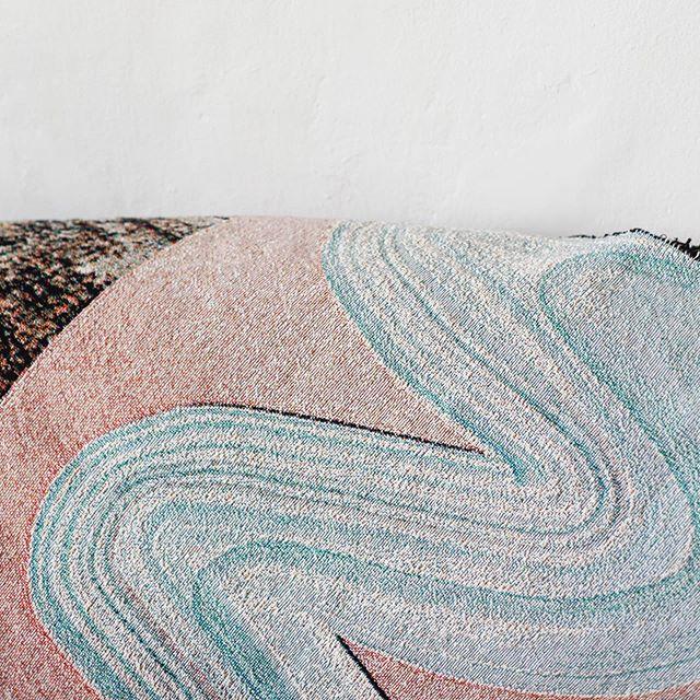 Tapestry detail #formpluscolor 🌈