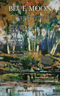 """Siren, a Short Story"" | Blue Moon Literary & Art Review: Issue 4 | Oct 15, 2009"
