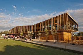 Keast Park Pavilion