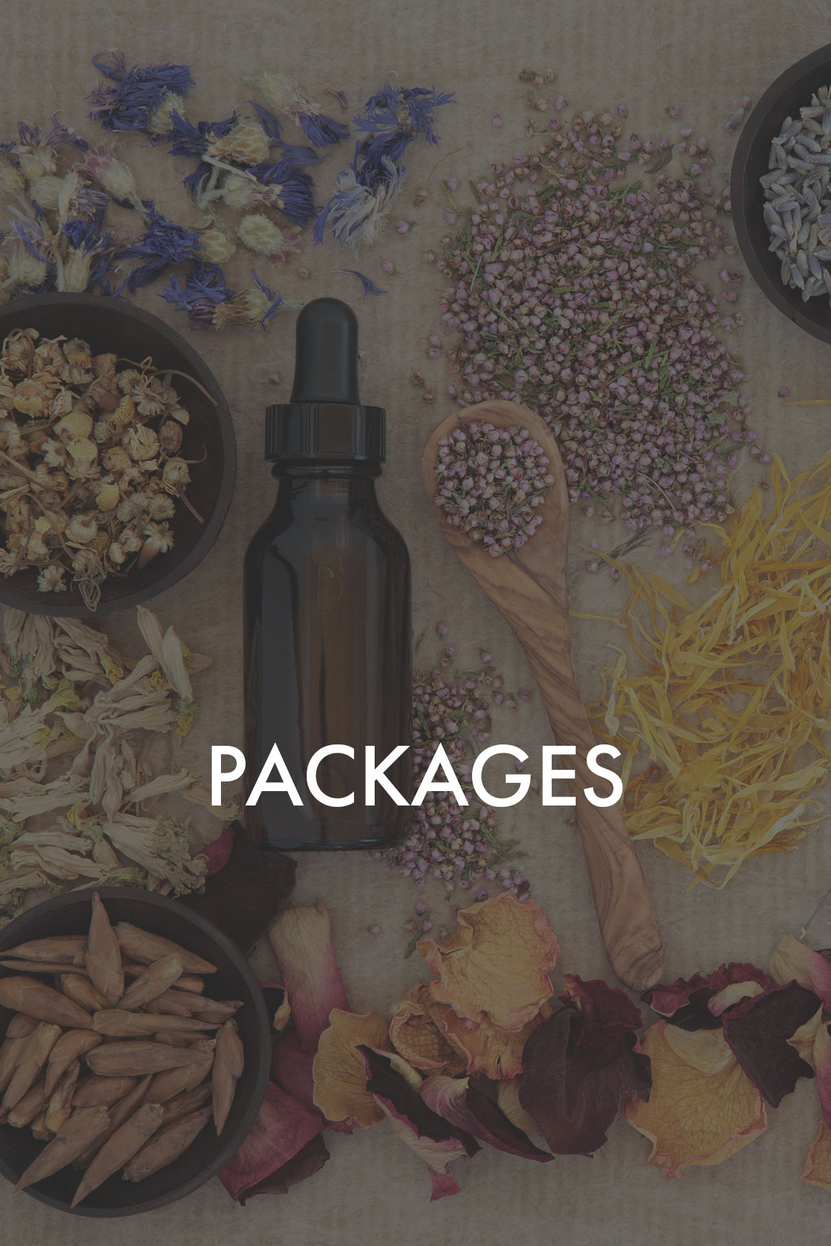 PACKAGES   Our range of spa packages offer a combination of spa sessions and treatments.