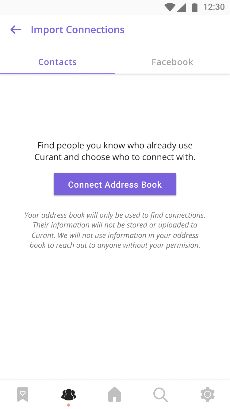 Import Connections (Access Required)