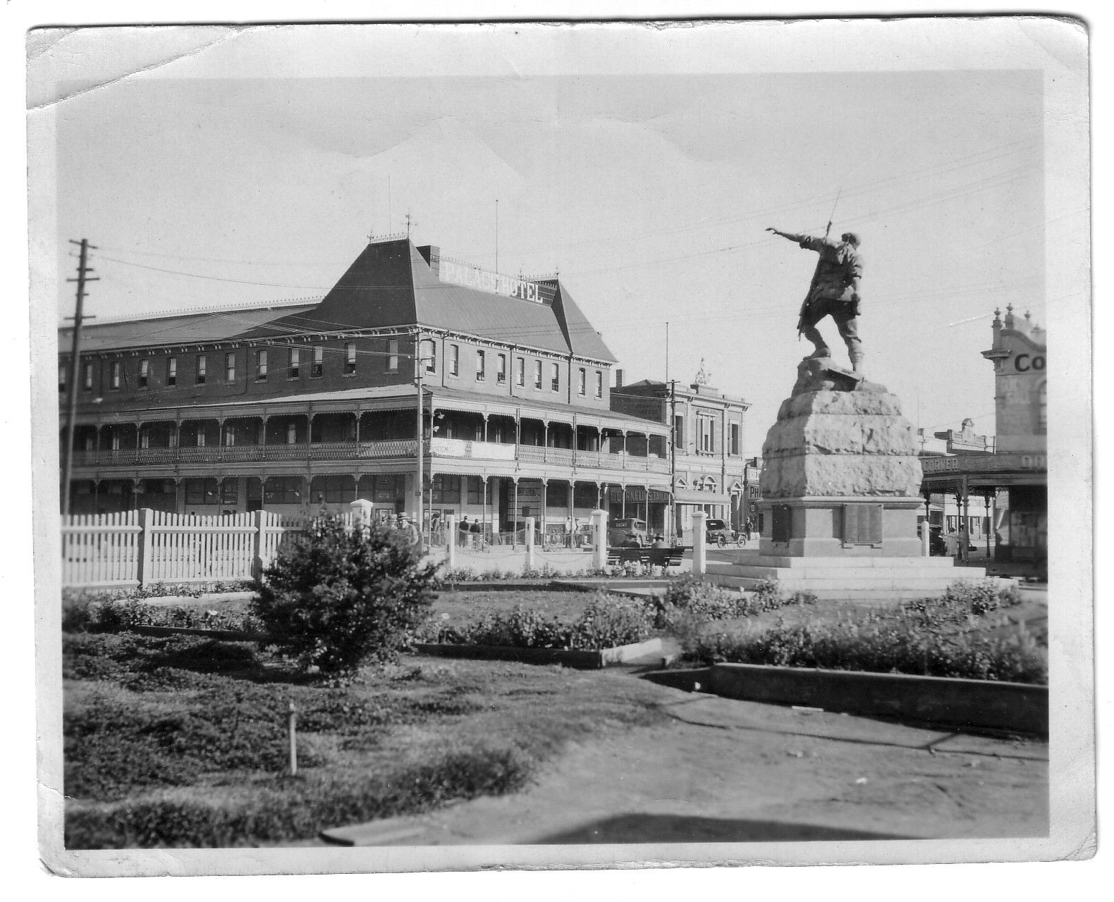 The Palace Hotel, 1925