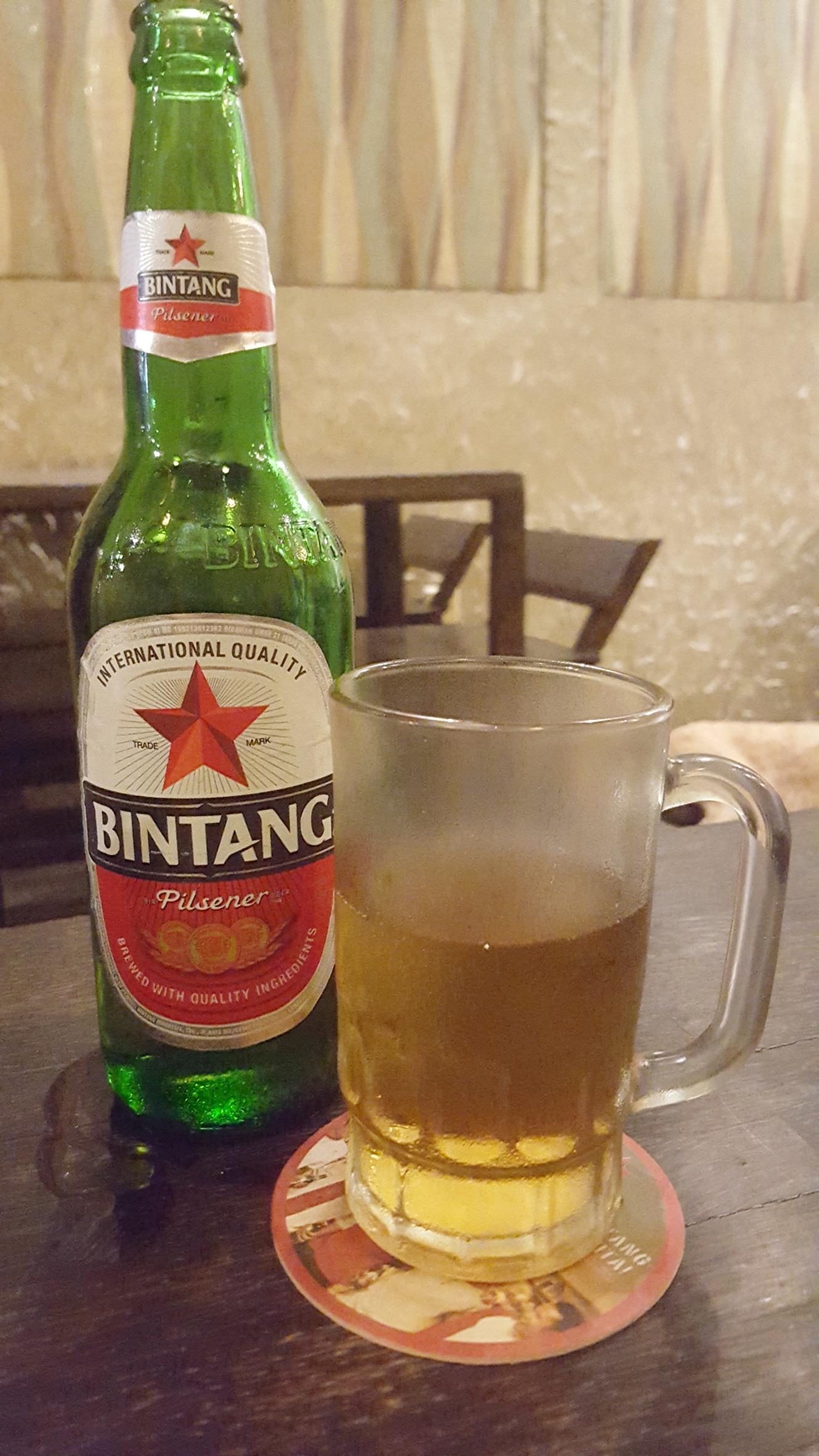 Bintang = Beer