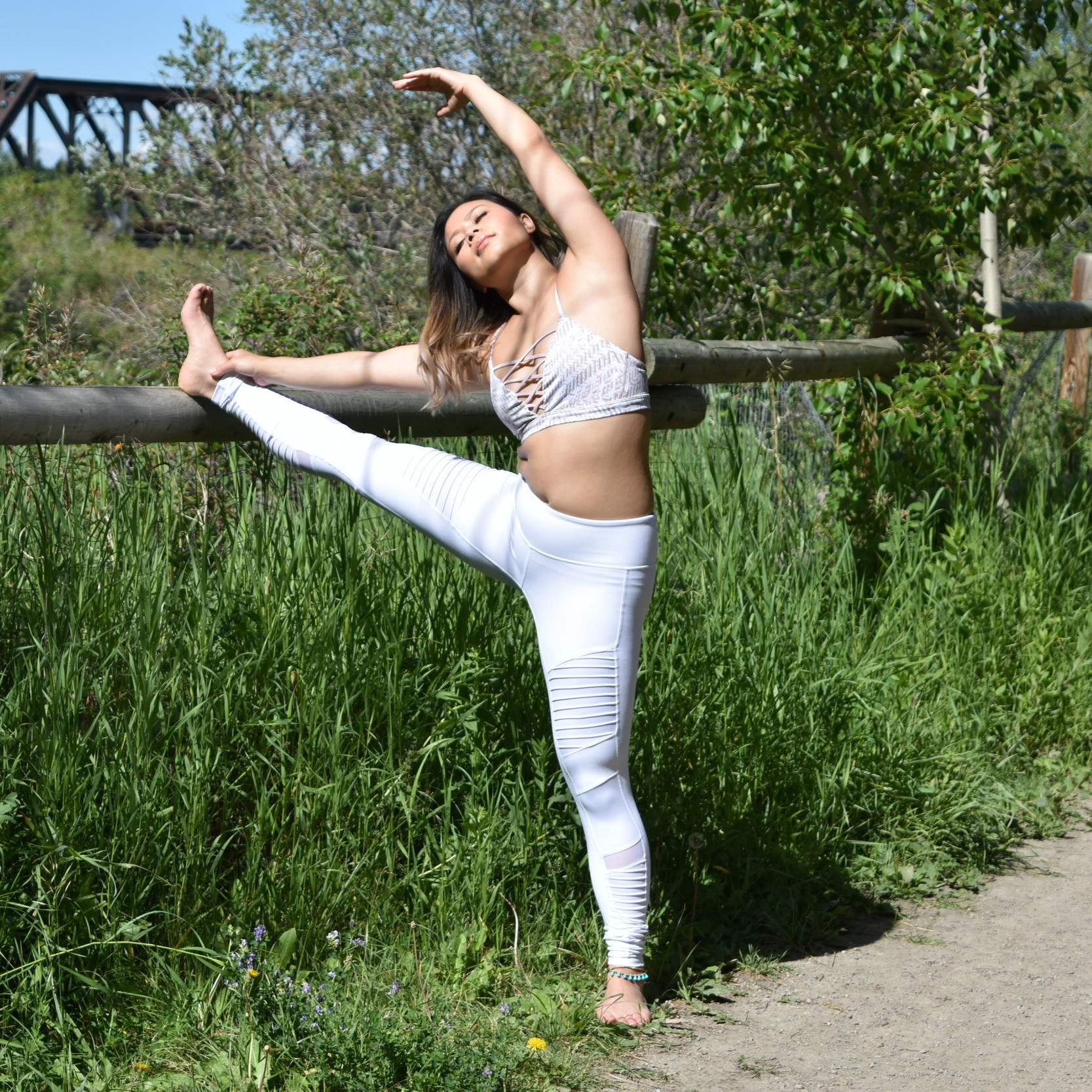 MY YOGA JOURNEY   read article
