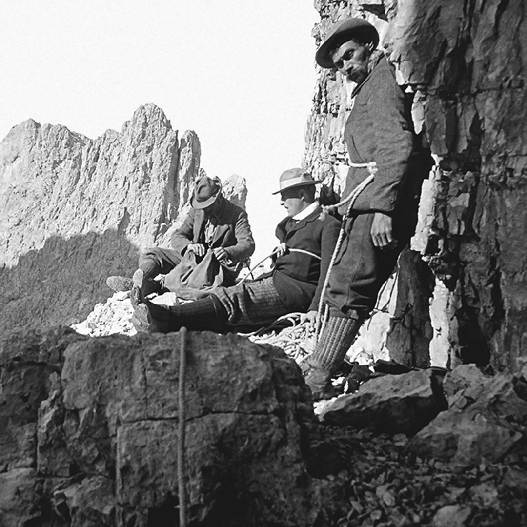 Charles Lefèbure, foto stereoscopica, 1907