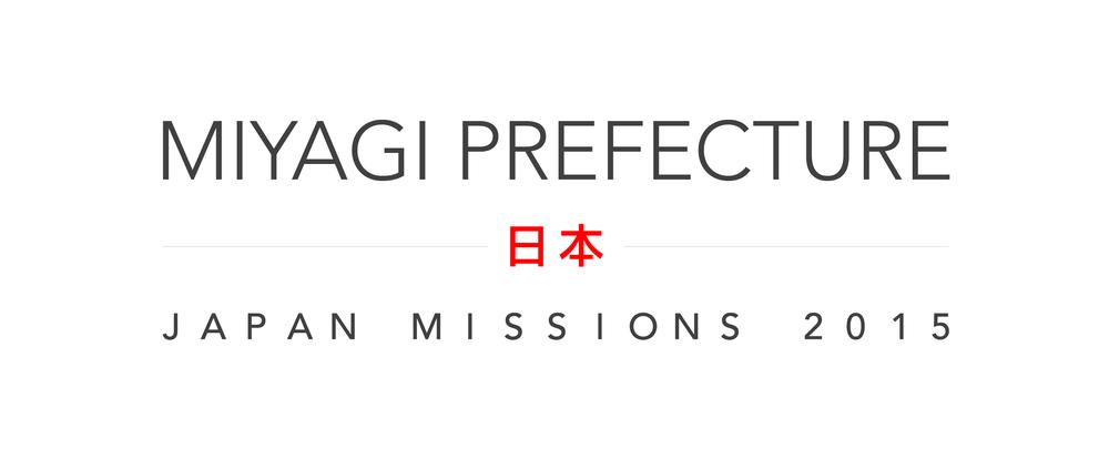 Japan Missions 2015