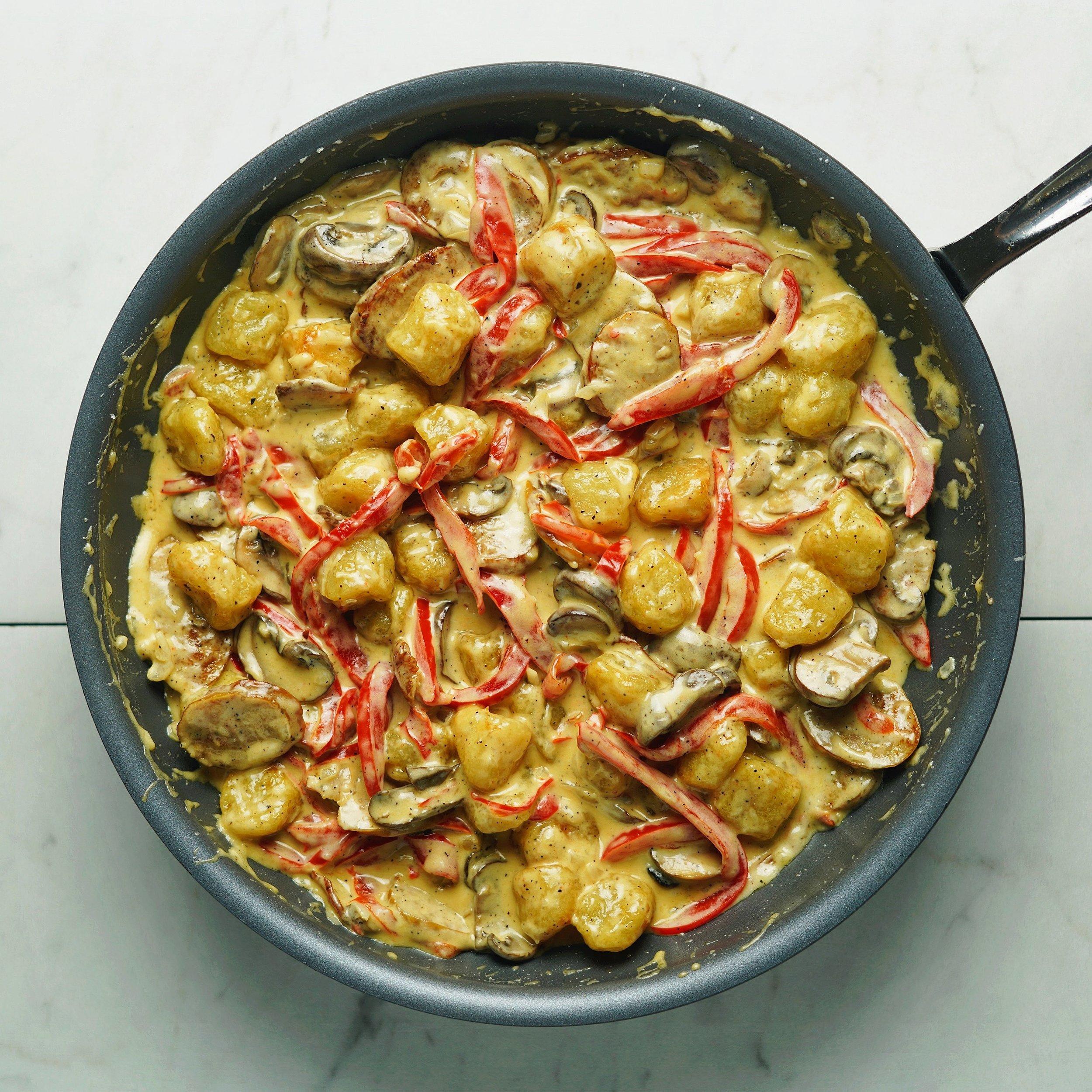 cauliflower gnocchi alfredo.JPG