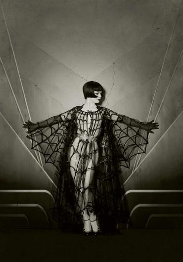 Vicky Butterfly a la Louise Brooks