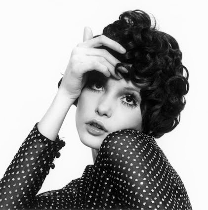 Cathee Dahmen 60s Supermodel gave good face