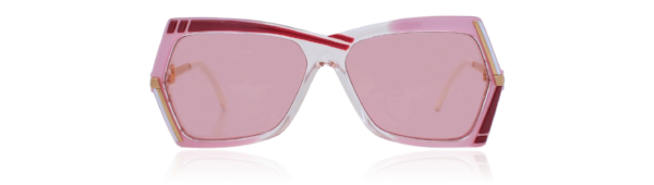 Rose tinted lenses - why see any other way?