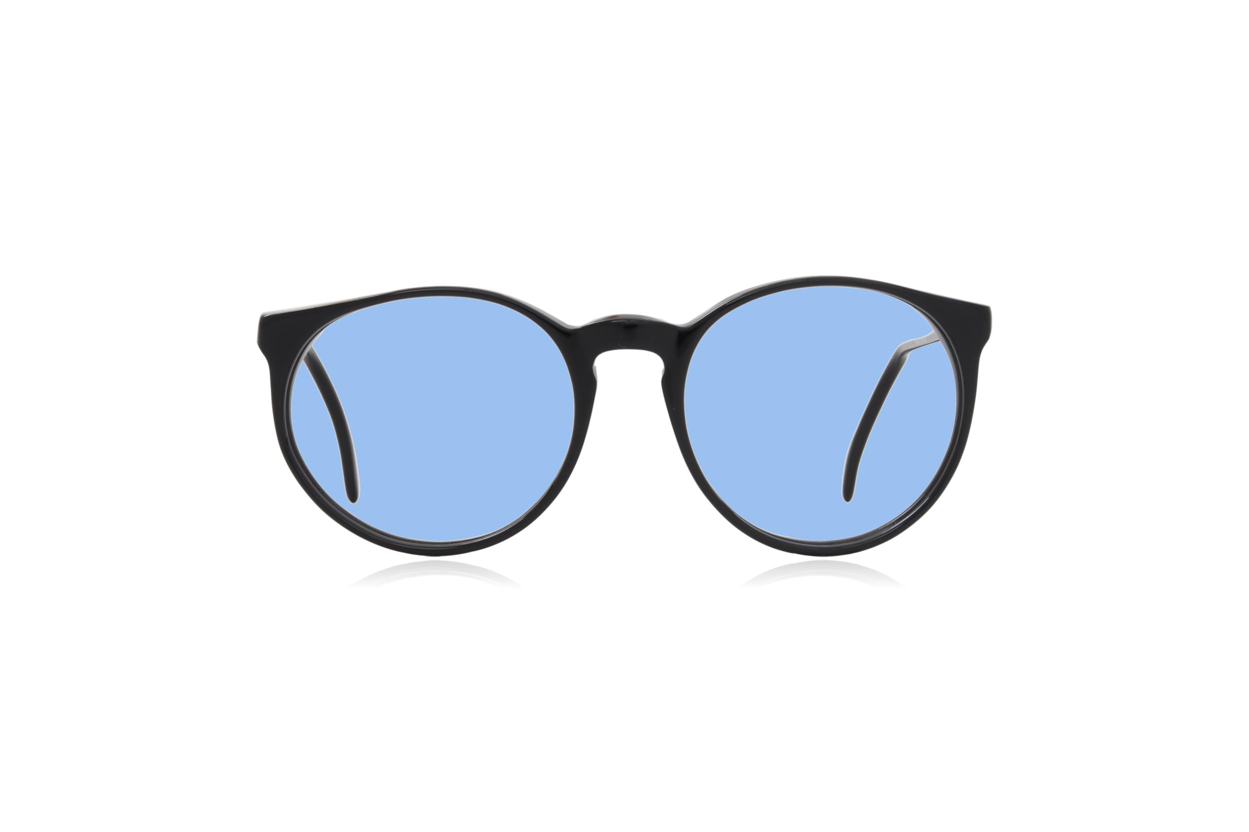 Peep Eyewear, Vintage Glasses, 1980s, Morel 2730, 1980s, Blue Lenses.png