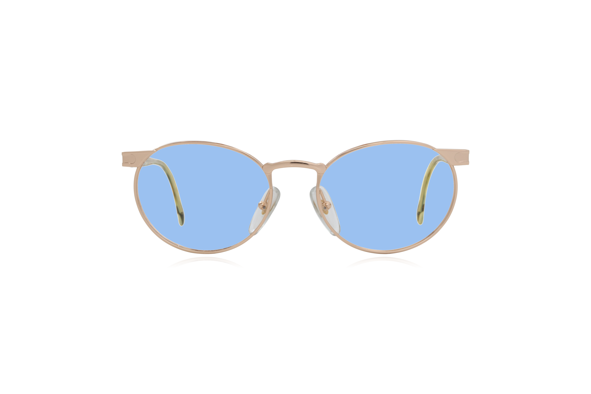 Peep Eyewear, Vintage Glasses, Hugo Boss 5131, Carrera, Blue Lenses.png