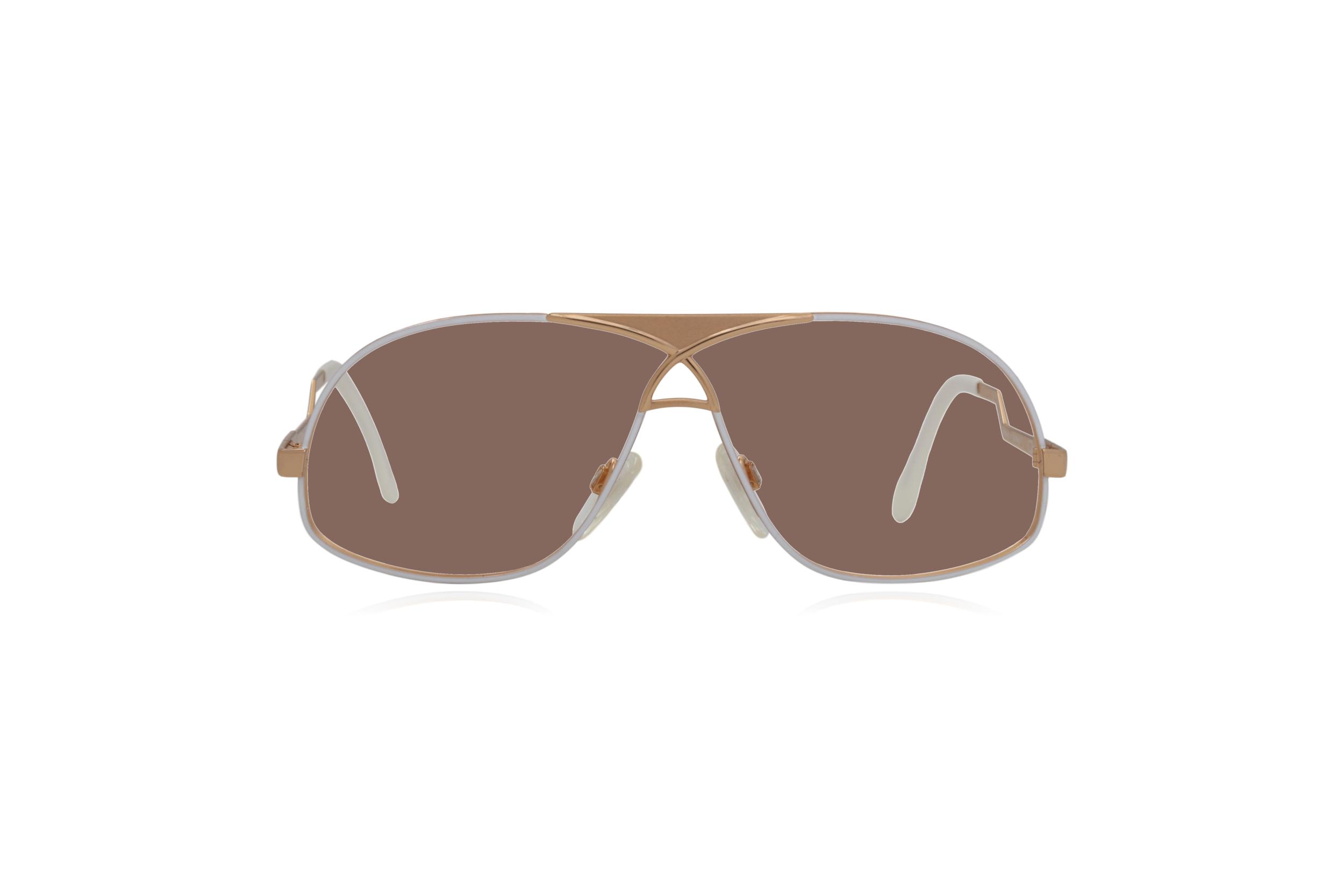 Peep Eyewear, Vintage Glasses, Cazal 737 Col 332, German, Brown.png