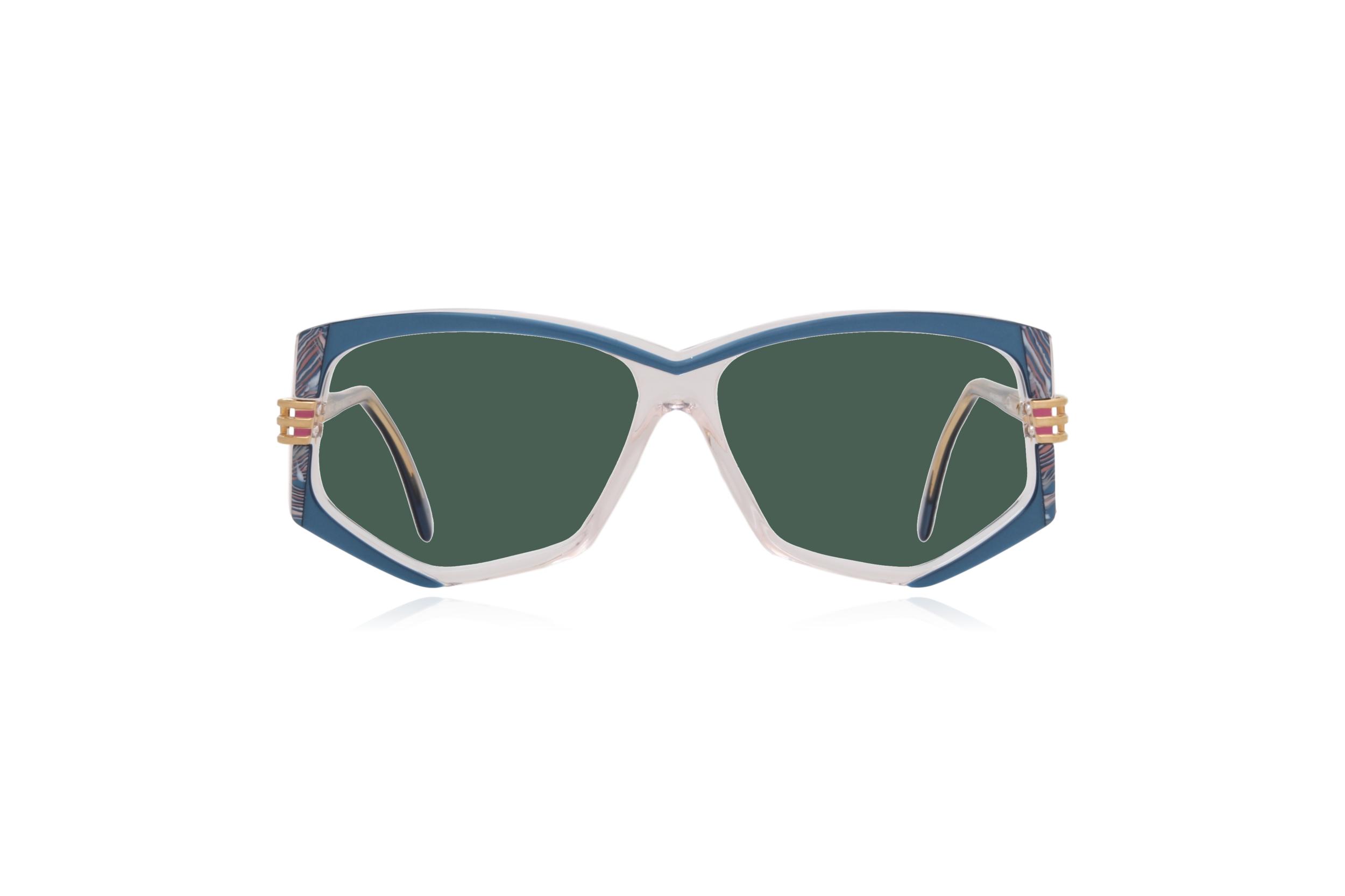 Peep Eyewear, Vintage Glasses, 80s, Cazal 322, German, Green.png