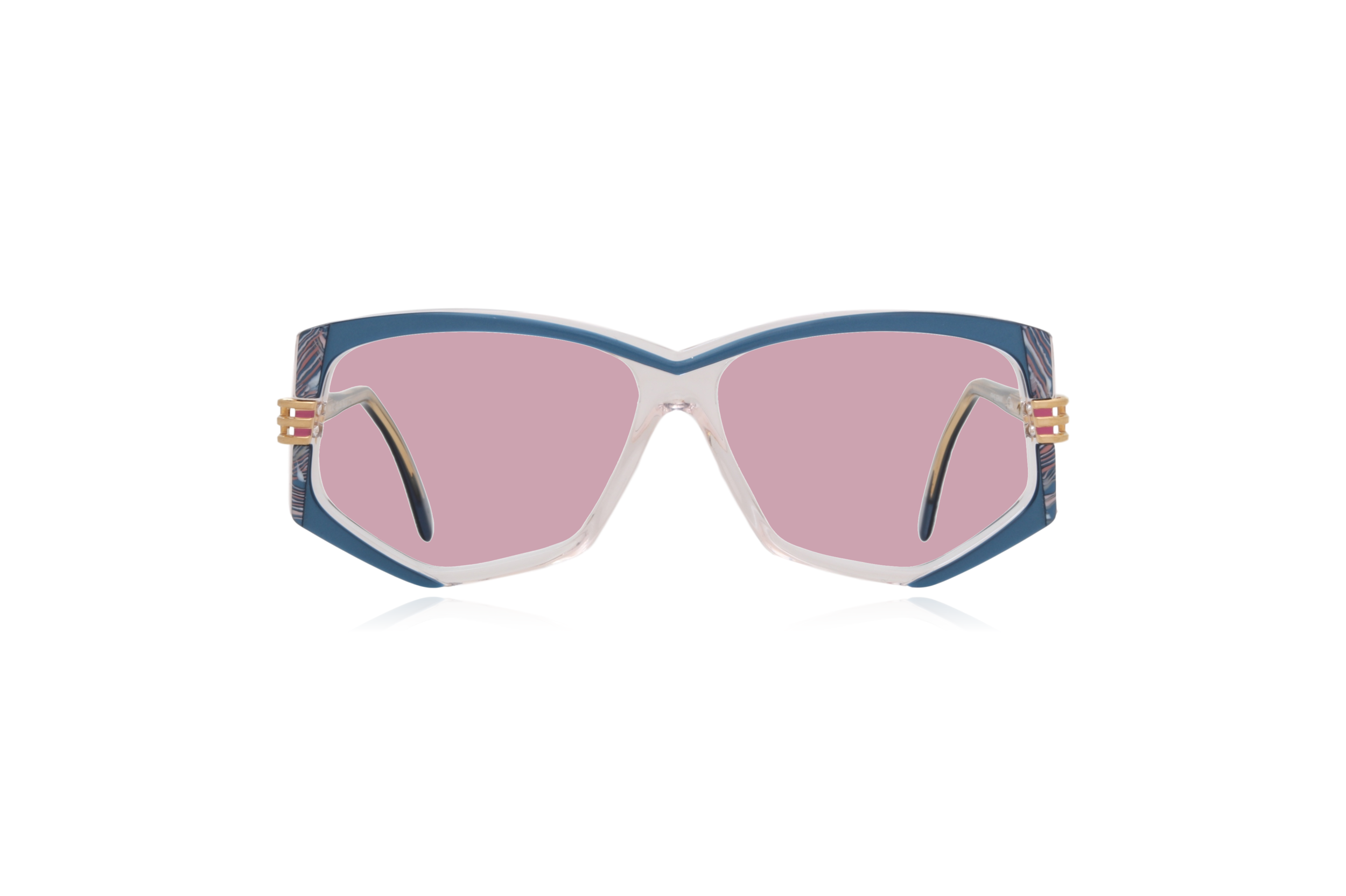 Peep Eyewear, Vintage Glasses, 80s, Cazal 322, German, Pink.png