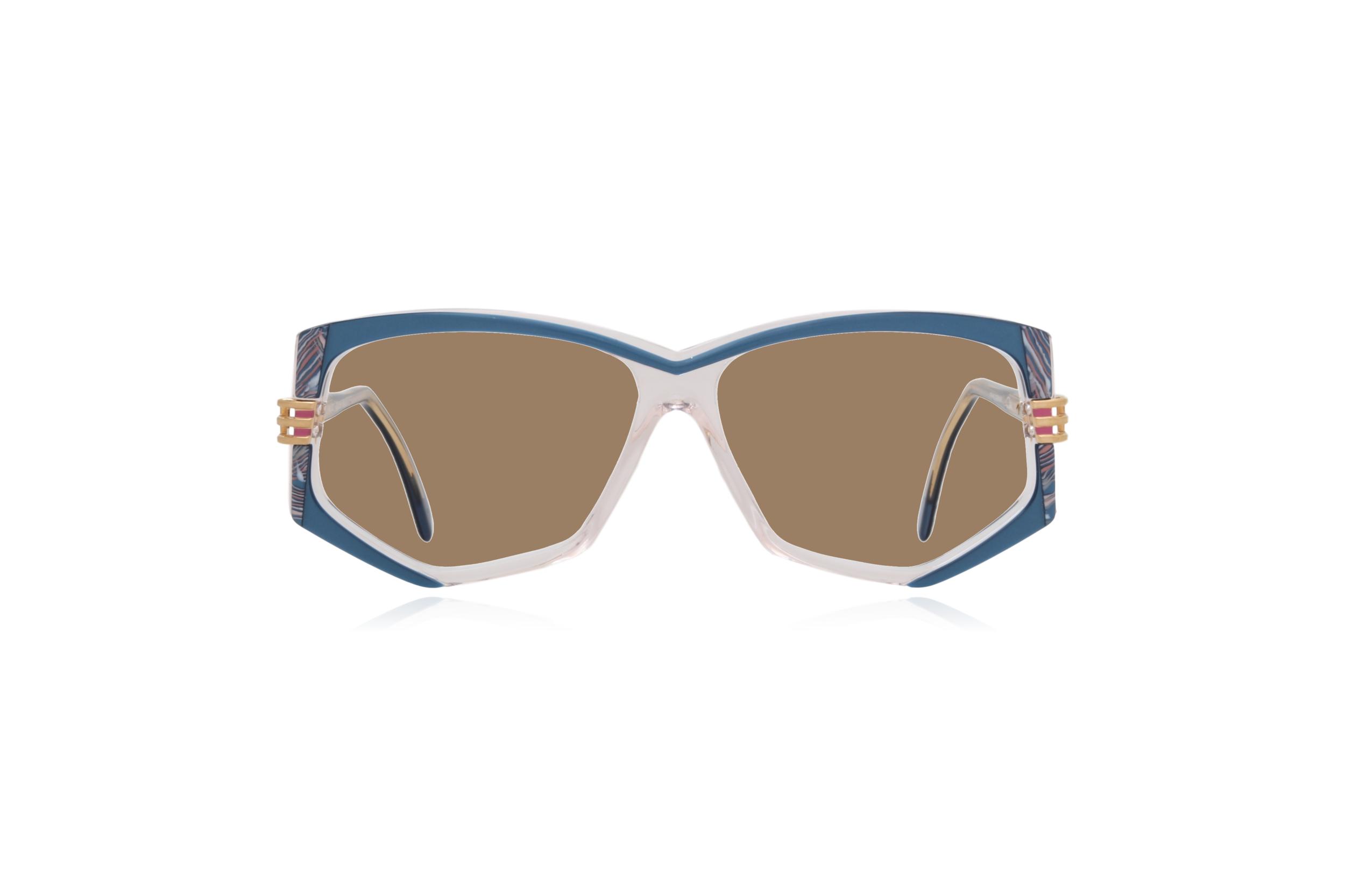 Peep Eyewear, Vintage Glasses, 80s, Cazal 322, German, Sahara.png