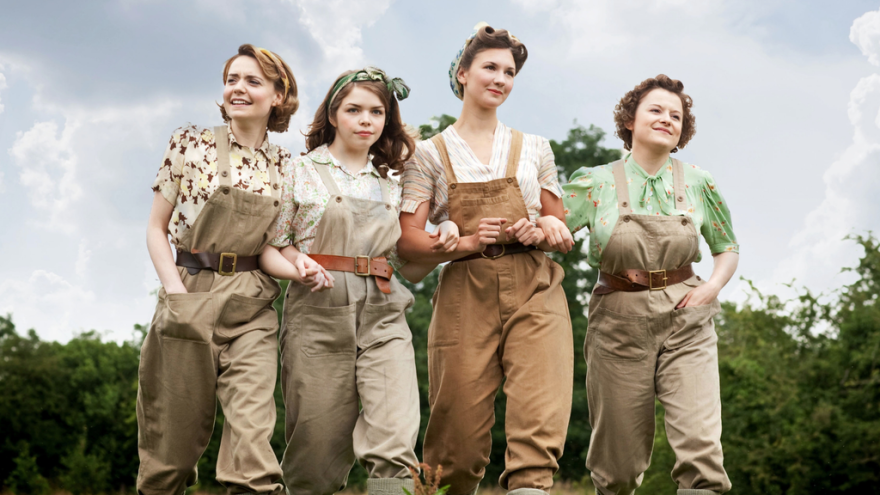 TV series Land Girls