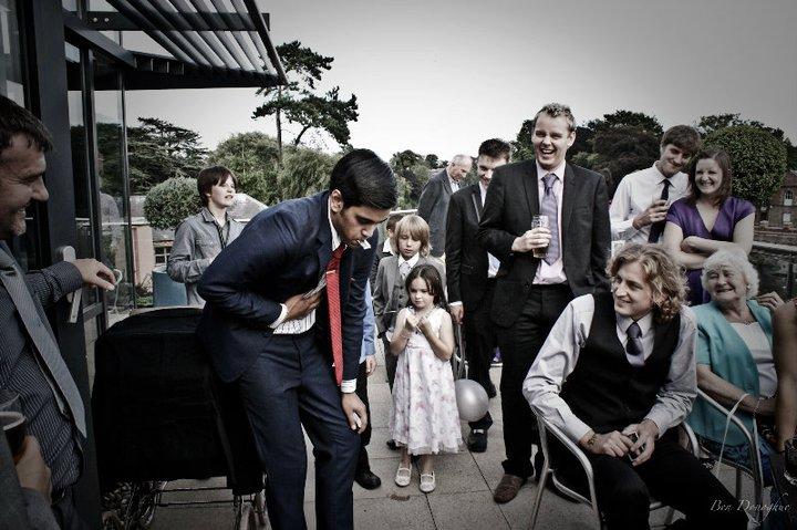 Wedding Magician in London