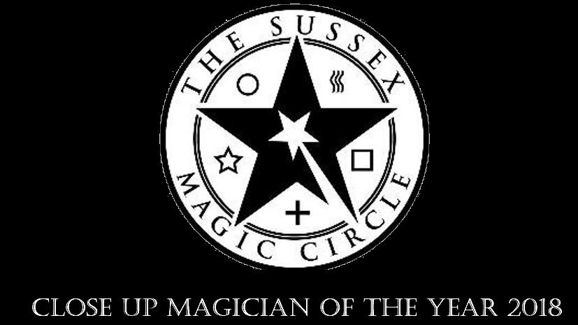 Magician in Sussex