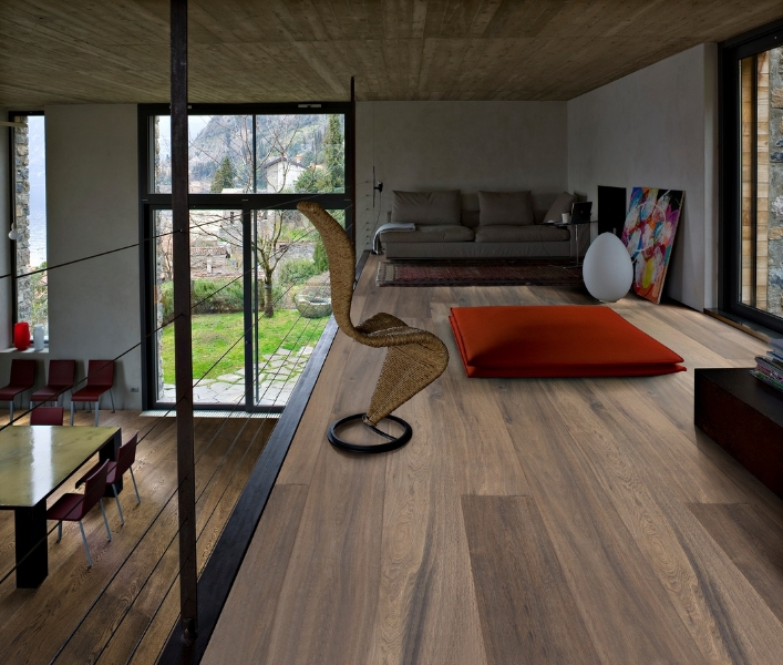 wood floor interior