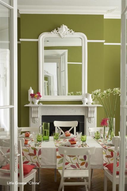 little greene dining room